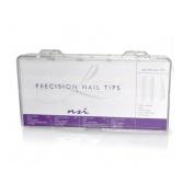 NSI Precision Nail Tips - Clear - 100ct