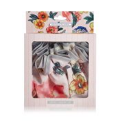 Heathcote & Ivory Vintage Patterns and Petals Showy Shower Cap