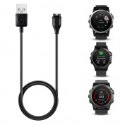 TUSITA Charger For Garmin Fenix 5 5S 5X /Forerunner 935/Approach S60,X10/Quatix 55Sapphire/Vivoactive 3/Vivosport/D2 Charlie/Impact/BarkLimiter 2, 2VT Replacement USB Data Sync Charging Cable Wire Cord