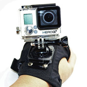 Hand Glove Mount for GoPro Sports Action Cameras