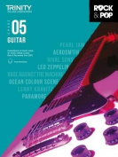 Trinity Rock & Pop 2018 Guitar Grade 5