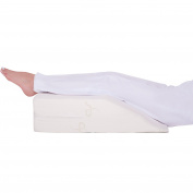 Supportiback® Comfort Therapy Leg Rest Pillow - Memory Foam, Washable Cover - Doctor-designed For Surgery Recovery, Back & Hip Pain, Leg Pain, Edoema, Better Circulation, Varicose Veins
