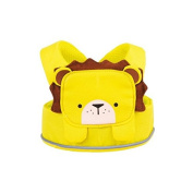 Trunki ToddlePak Fuss Free Toddler Reins, Yellow Leeroy Lion