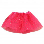 VENMO Kids Baby Girls Stars Sequins Princess Tutu Skirts Party Dance Ballet Christening Gowns Dresses