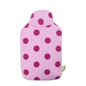 Hugo Frosch Eco Comfort Fleece Cover Hot Water Bottle