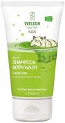 Weleda Kids 2-in-1 Wash, 150 ml, Lively Lime