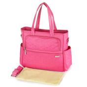 Multifunctional Baby Nappy Mummy Changing Bag Waterproof Nappy Bag Tote Shoulder Bag