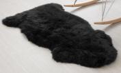 faux fur soft fluffy single sheepskin stule Style Rug (60 x 90 cm) Faux Fleece Chair Cover Seat Pad Soft Fluffy Shaggy Area Rugs For Bedroom Sofa Floor