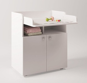 Polini Kids Simple Collection Drawer Unit, Number 1270, White