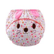 Ouneed Cute Baby Girls Baby Boys Infant kids Animal Cartoon Briefs Nappy Cover Pants