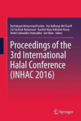 Proceedings of the 3rd International Halal Conference