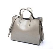 VANCOO 2017 New Trendy Womens Tote Bags Ladies Handbags Shoulder Bag for Women Oil Wax Leather