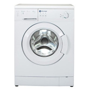 White Knight WM105V 5kg 1000rpm Freestanding Washing Machine - White