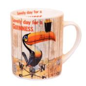 Nostalgic Toucan On Weathervane Design Mug