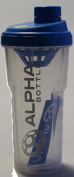 Alpha Bottle 750ml BPA and DEHP Free Protein Shaker