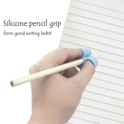 Pencil Grip,3PC New Children Pencil Holder Pen Writing Aid Grip Posture Correction Tool By Saingace