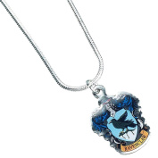 Officially Licenced Harry Potter Silver Plated Ravenclaw Crest Necklace