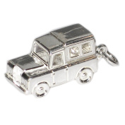 Land Rover Sterling Silver Charm X 1 - CER3100
