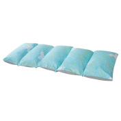 DrCosy Lazy Sofa Floor Pillow for Kids Creative Bean Bag Floor Folding Sofa Bed (Pillow Inserts Are Not Included)