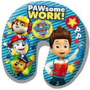 Paw Patrol Kids U-Shaped Head and Neck Support Comfort Car Travel Pillow Cushion