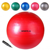 Exercise Ball 65 CM Ball Various Colours