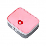 Hrph First Aid Medicine Storage Bag Emergency Medical Kit Survival Wrap Gear Hunt Travel Bag
