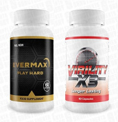 Evermax 60 capsules & Viriliy 60 capsules