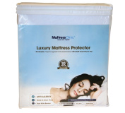 Luxury Mattress Protector - 100% Water & Stain Proof
