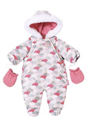 Baby Annabell 700082 Deluxe Set Winter Fun