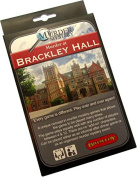 Murder at Brackley Hall. Replayable Murder Mystery Game game for 4-12 people.