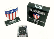 Loot Crate The First Avenger 1940's Captain America Shield 1:6 Scale Replica