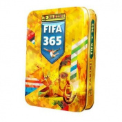Panini FIFA 365 2018 Sticker Tin