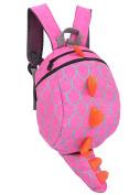 ZHUANNIAN Toddler Boys Girls Dinosaur Backpack with Reins Children's Toys