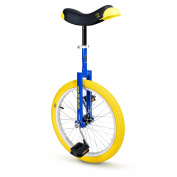 "Qu-Ax Luxus Freestyle Unicycle - 20"" / 406mm"