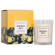 The Aromatherapy Co. Kitchen Lemon & Ginger Candle 200g