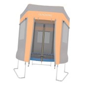 Ultrasport Tr&oline Tent for Garden Tr&oline Ultrasport Jumper blue u0026 pink (models from May 2014  sc 1 st  Fishpond NZ & Trampoline Tent Toys: Buy Online from Fishpond.co.nz