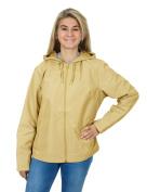 Tri-Mountain Women's Lightweight Hooded Hiking Jacket