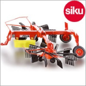 __ the parts for exclusive use of the Siku (ZIQUE) company import minicar 2451 Farmer turn-type harrow 1/32 scale tractor