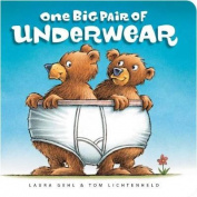 One Big Pair of Underwear (Classic Board Books) [Board book]