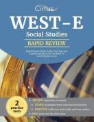 West-E Social Studies Rapid Review Study Guide
