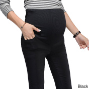 Sport Force Adjustable Waist Convertible Maternity Leggings