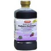 Leader Paediatric Electrolyte 1000ml, Grape, BT/1