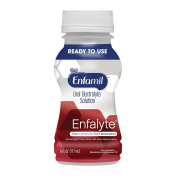 Enfamil Enfalyte Ready-to-use Fruit-flavoured Oral Electrolyte 180ml 1 Count