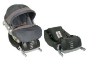 Baby Trend Flex-Loc Infant Car Seat with 2 Car Seat Bases, Vanguard