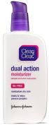 Clean & Clear ESSENTIALS Dual Action Moisturiser, 120ml