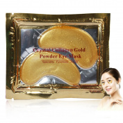 Crystal Collagen Gold Eye Masks Patch Anti Ageing Wrinkle Skin Care