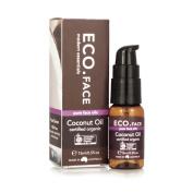 ECO. Certified Organic Coconut Face Oil Eco Modern Essentials 15ml Liquid
