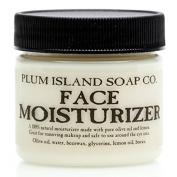 Plum Island Face Moisturiser - Natural Face Lotion & Makeup Remover