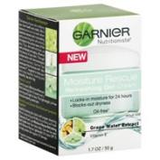 Garnier Nutritioniste Moisture Rescue Oil Free Gel-Cream, Grape Water Extract, 50ml