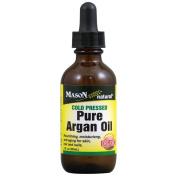 Mason Vitamins Pure Argan Oil, 60ml, 2Ct